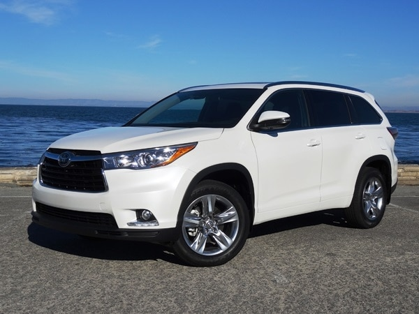 2014 Toyota Highlander Limited Quick Take Kelley Blue Book
