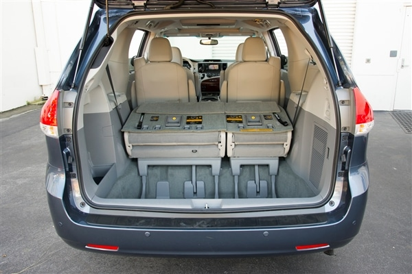 12 Best Family Cars 2014 Toyota Sienna Kelley Blue Book