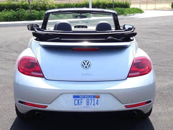2014 Volkswagen Beetle Convertible R-Line Quick Take 5