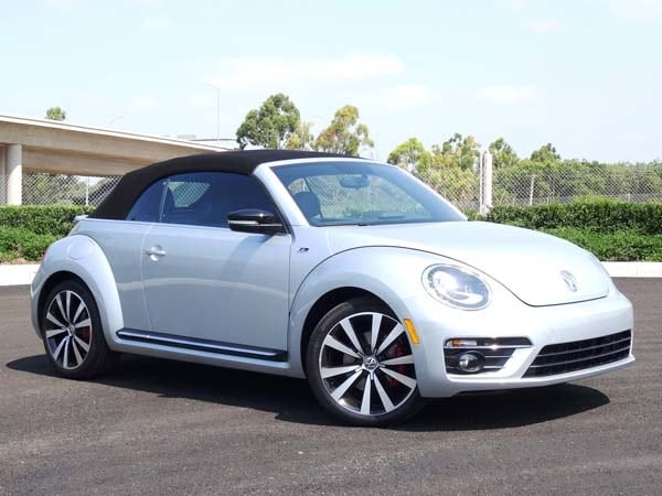 2014 Volkswagen Beetle Convertible R-Line Quick Take - Kelley Blue Book