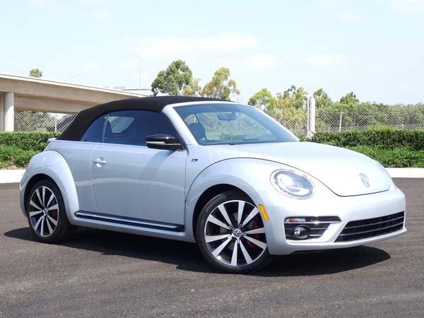 2017 Volkswagen Beetle Convertible R Line Quick Take