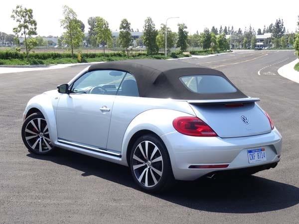 2014 Volkswagen Beetle Convertible R-Line Quick Take 1