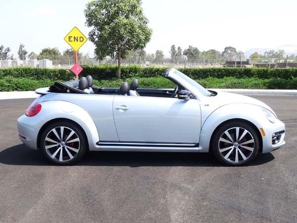 2014 Volkswagen Beetle Convertible R-Line Quick Take 4