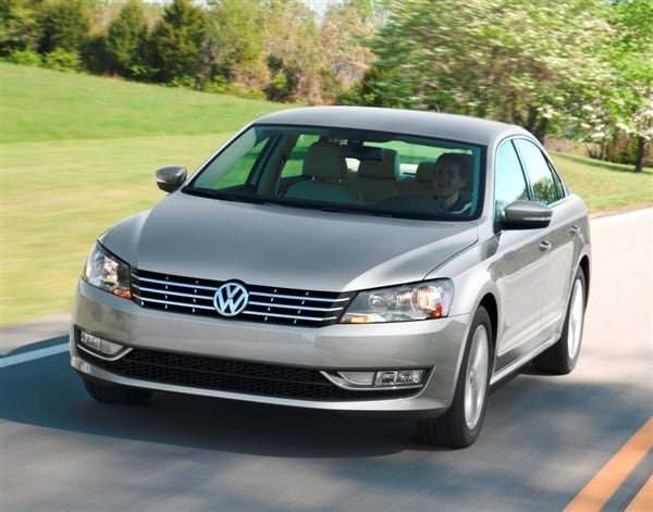 Volkswagen Announces New 2013 Passat Wolfsburg Edition