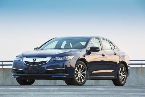 2015 Acura TLX First Review 2