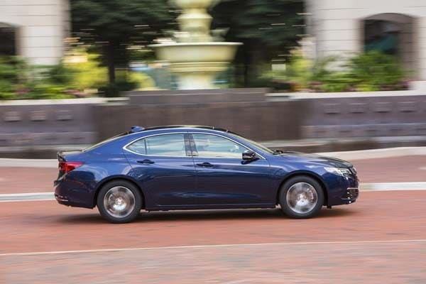 2015 Acura TLX First Review 3