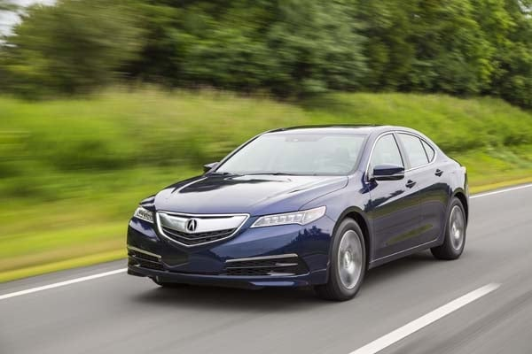 Acura TLX First Review Kelley Blue Book - In acura com