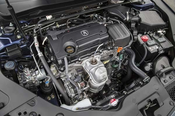 2015 Acura TLX First Review 46
