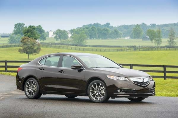 2015 Acura TLX First Review 7