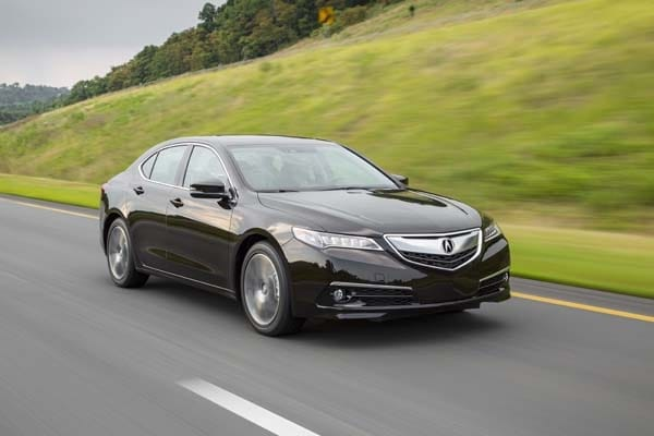 2015 Acura TLX First Review 6