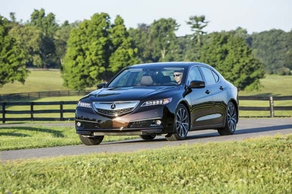 2015 Acura TLX First Review 5
