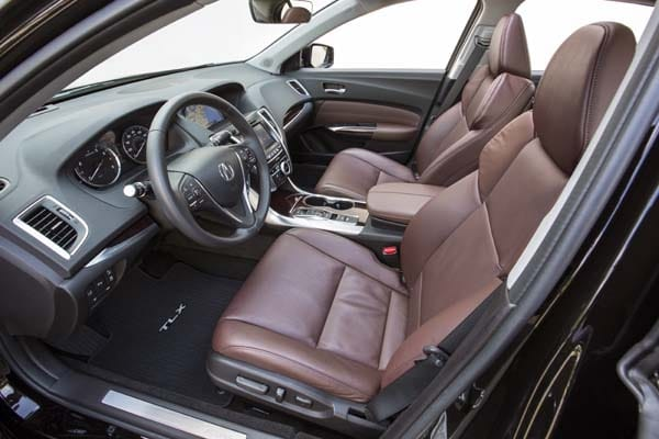 2015 Acura TLX First Review 42