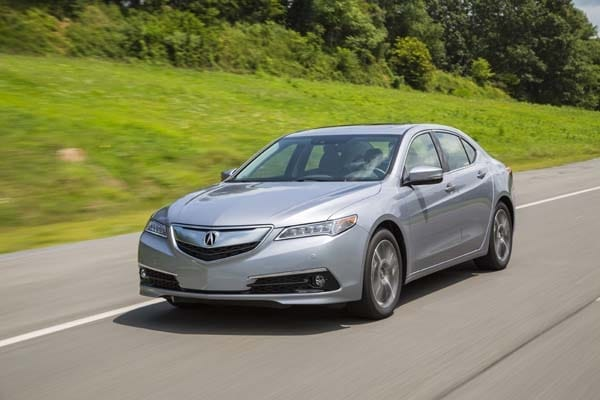 2015 Acura TLX First Review 11