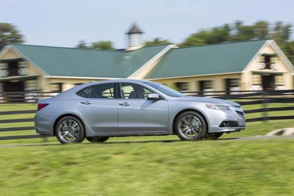 2015 Acura TLX First Review 14