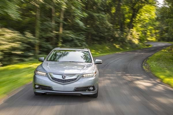 2015 Acura TLX First Review 15