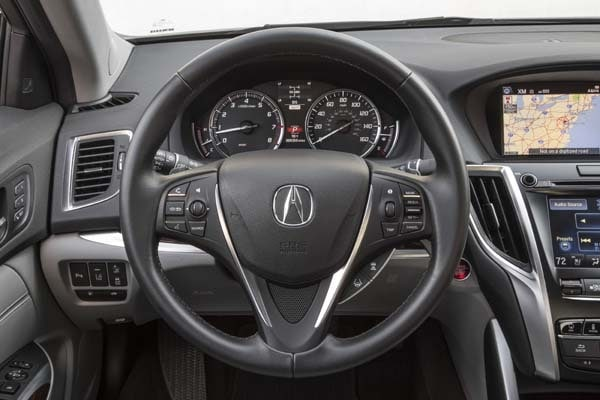 2015 Acura TLX First Review 26