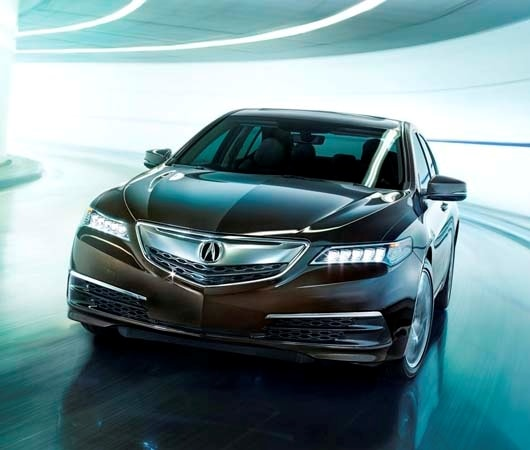 2015 Acura TLX To Start At $31,890