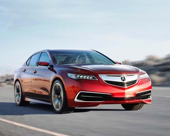 What Will The New Acura Tl Look Like.html | Autos Weblog