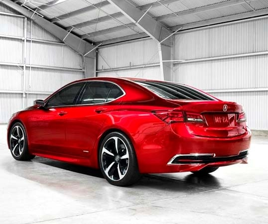 Acura Tlx Pricing: 2015 Acura TLX To Bow In New York