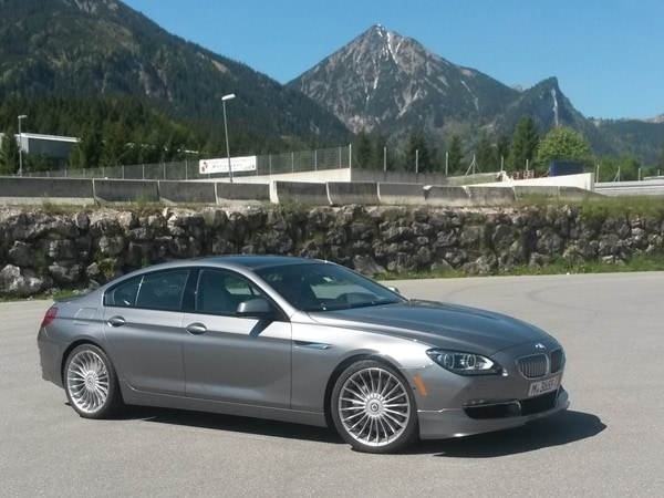 2015 Alpina B6 xDrive Gran Coupe First Review | Kelley Blue Book