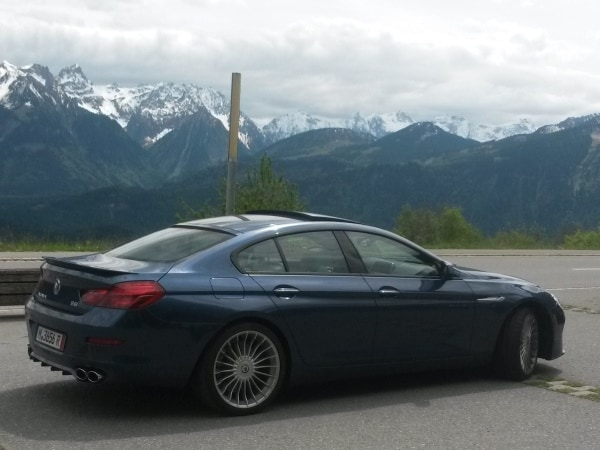 2015 Alpina B6 xDrive Gran Coupe First Review 4