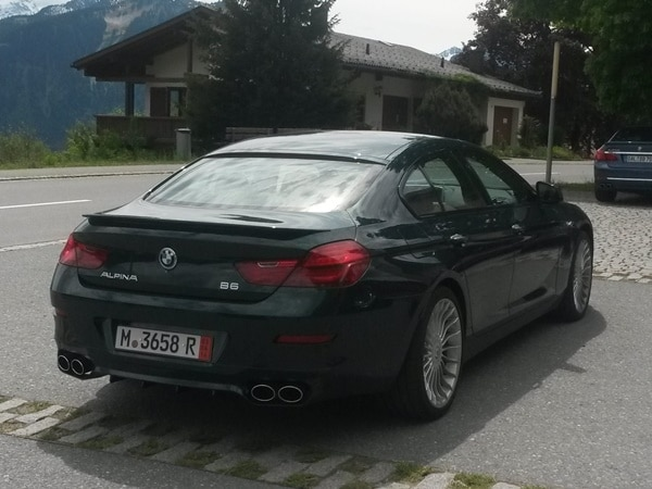 2015 Alpina B6 xDrive Gran Coupe First Review 5