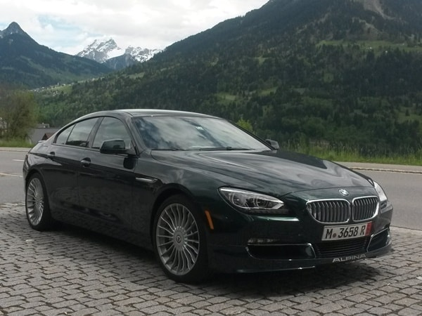 2015 alpina b6 xdrive gran coupe first review   kelley