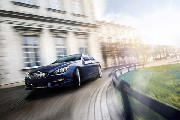 2015 Alpina B6 xDrive Gran Coupe First Review 7