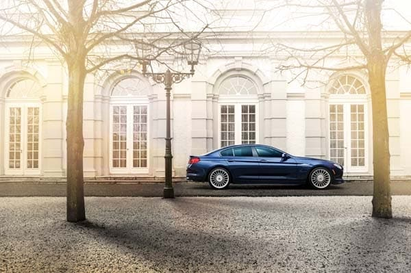 2015 Alpina B6 xDrive Gran Coupe First Review 8