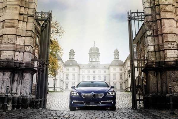 2015 Alpina B6 xDrive Gran Coupe First Review 9