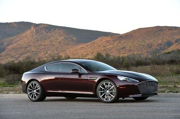 Aston Martin Rapide S Quick Take Kelley Blue Book - Aston martin rapid