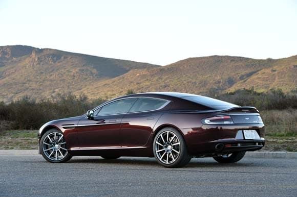 2015 Aston Martin Rapide S Quick Take