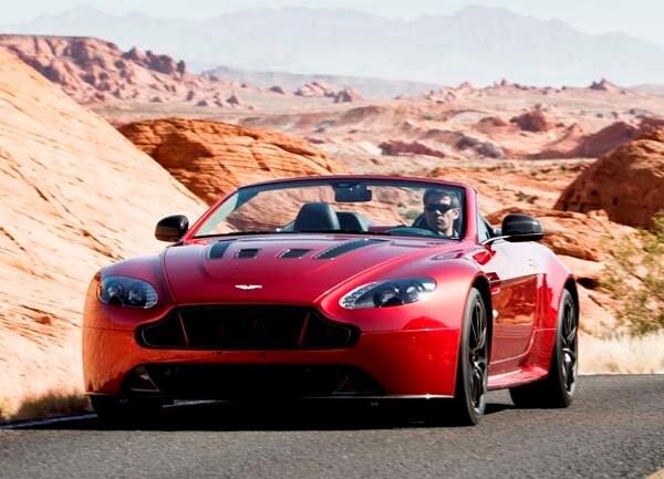 Aston Martin V Vantage S Roadster Revealed Kelley Blue Book - Aston martin v12 vantage s price