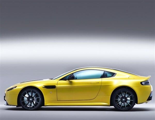 Aston Martin V Vantage S Unveiled Kelley Blue Book - Aston martin v12