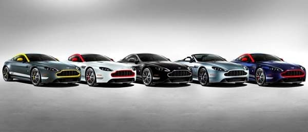 Aston Martin V Vantage GT Revealed Kelley Blue Book - Aston martin lineup