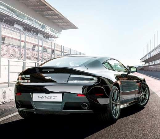 2015 Aston Martin V8 Vantage GT Revealed