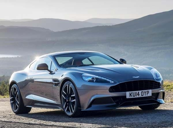2015 aston martin vanquish and rapide s updated | kelley blue book