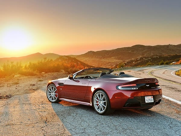 2015 Aston Martin V12 Vantage S Roadster First Review Kelley Blue Book