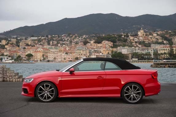 2015 audi a3 cabriolet 20t quick take kelley blue book sciox Images