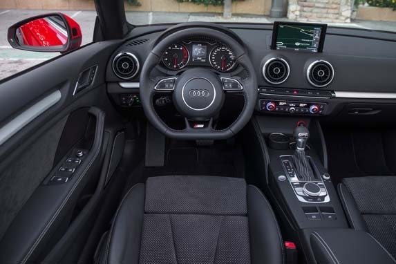 2015 Audi A3 Cabriolet 2 0t Quick Take Kelley Blue Book