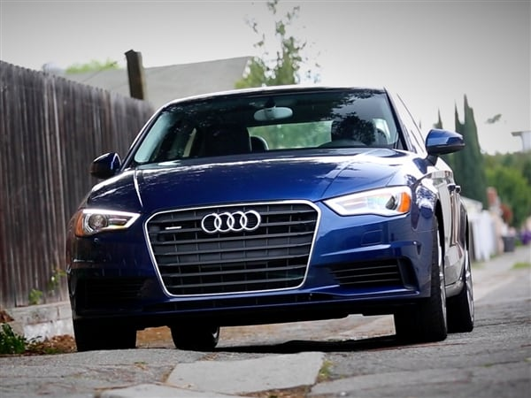 2015 Audi A3 Entry Audi Now Shaped For America Kelley Blue Book