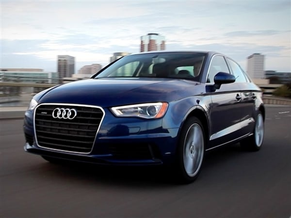 2015 Audi A3: Entry Audi now shaped for America - Kelley Blue Book