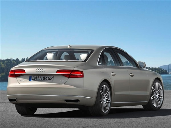2015 Audi A8 S8 Lineup Makes Frankfurt Debut Kelley Blue