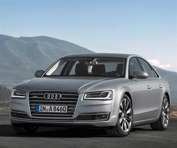 2015 Audi A8/S8 Lineup Makes Frankfurt Debut
