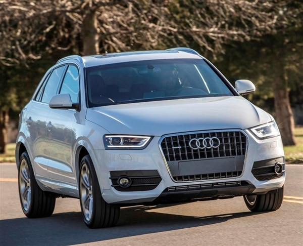2015 Audi Q3 Previewed For US In Detroit Kelley Blue Book