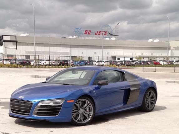 2015 Audi R8 V10 Plus Coupe S Quick Take: The everyday ...