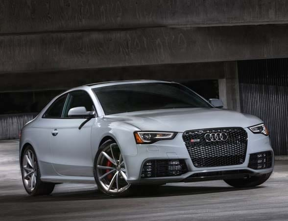 2015 Audi RS 5 Coupe U.S. bound | Kelley Blue Book