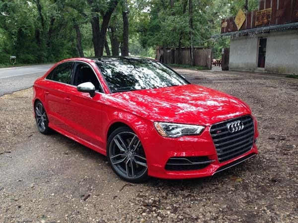 2015 Audi S3 First Review Kelley Blue Book