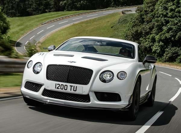 2015 Bentley Continental GT3-R brings race pace to the road | Kelley ...