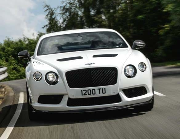 2015 Bentley Continental GT3-R brings race pace to the road 6